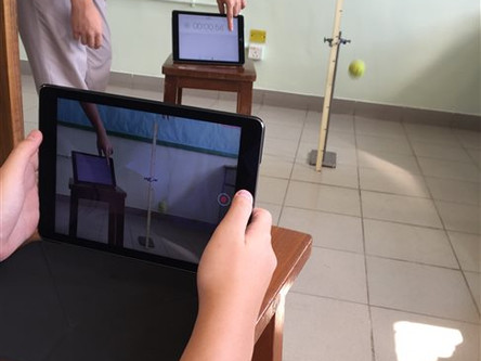 ICT in Physics 物理實驗課