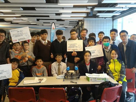 Workshop for Underwater Robot Competition 2016 水底機械人大賽2016 工作坊