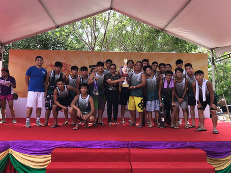 2017 Summer Vigor Mini Dragon Boat Races第十五屆夏日活力小龍賽