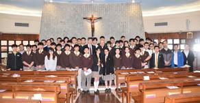 F6 Graduation prayer meeting         中六 畢業祈禱聚會