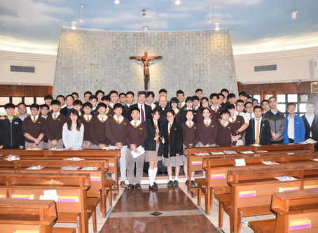 F6 Graduation prayer meeting         中六 畢業祈禱聚會