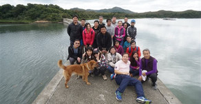A pilgrimage visit to Yim Tin Tsai
