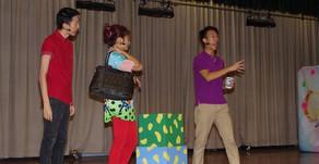 Assembly drama Sorry