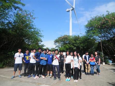 A Visit to Lamma Power Station and Lamma winds power station 參觀南丫發電廠及南丫風采發電站