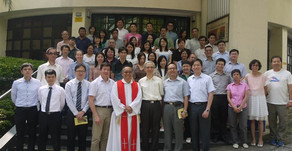 Teachers Mass 教師開學感思祭