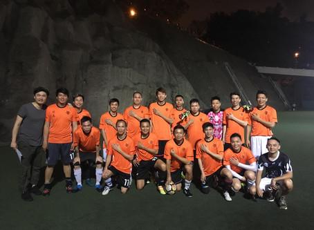 10th Alumni Cup Football Match 第十屆聯校校友盃足球比賽