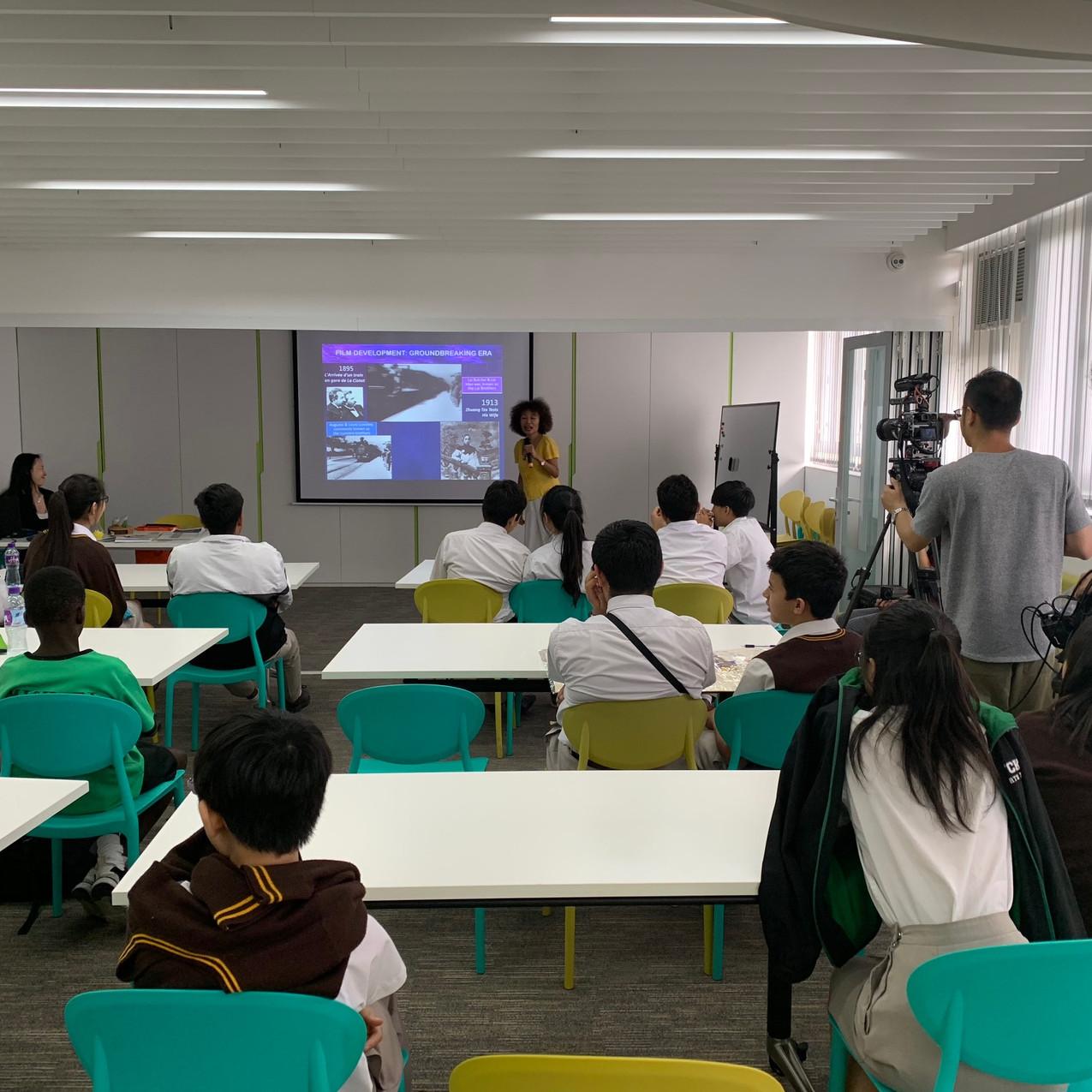 English workshop 5