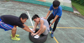 Student Leaders Training Camp      領袖生訓練營