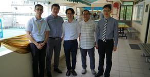 Science Experience Day — Dr. Tong Shiu-Sing 「趣味科學教育體驗日」—湯兆昇博士