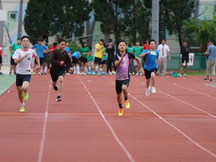 35th Sports Day of YCK2 第三十五屆陸運會