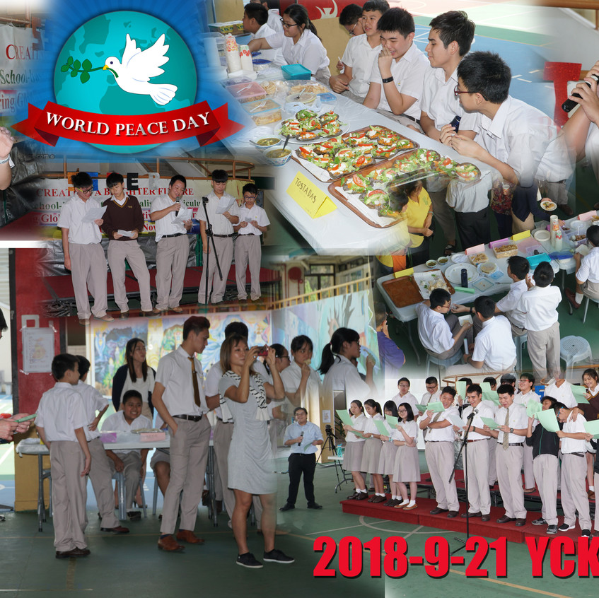 W peace day