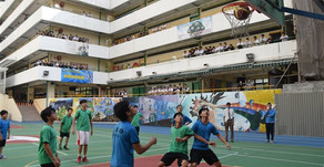 1201 Junior Forms Inter-house basketball competition