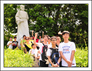 'Walking with sages' --- Chinese Cultural Tour