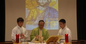 School Mass 開學感恩祭