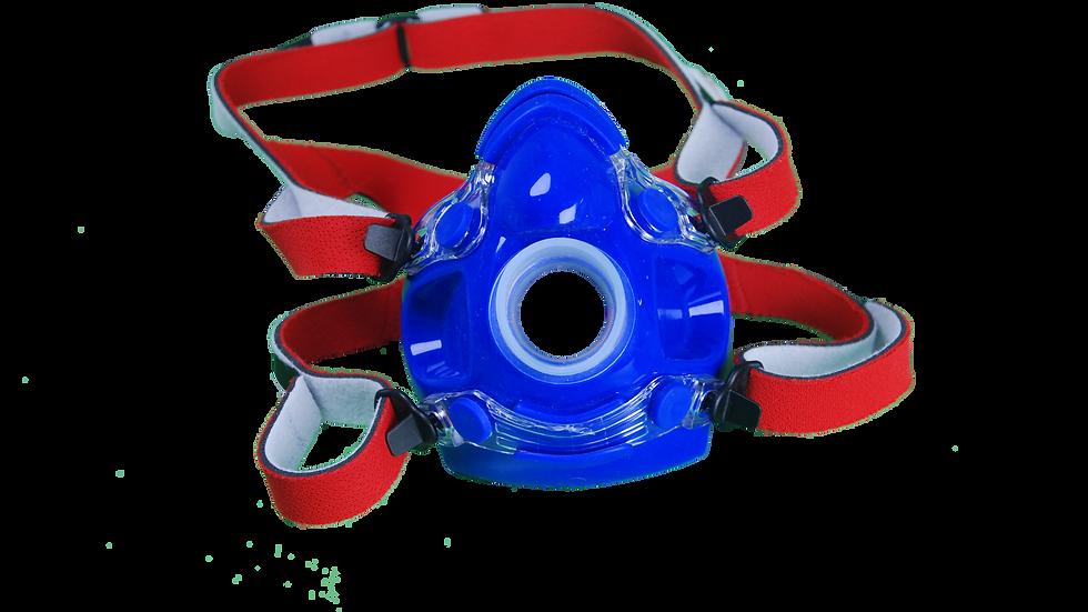 Kit de máscara com adaptador e tira