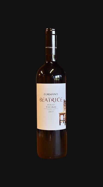 Beatrice 2017, Ticino Doc Merlot