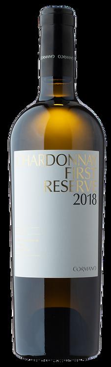 Chardonnay First Reserve 2018 - 6x75 cl