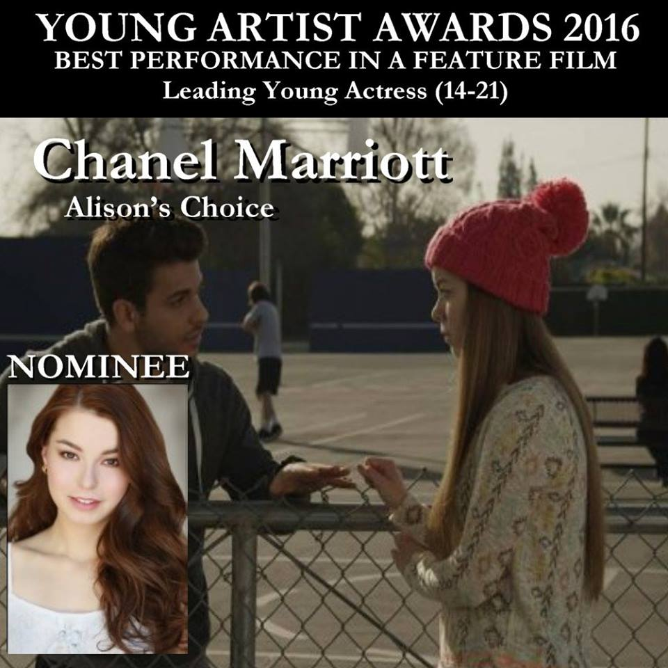 Spotlight on Nominee Chanel Marriott