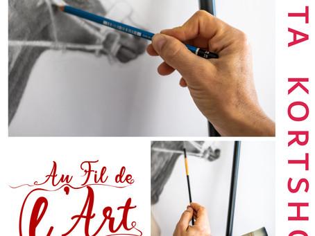 Au Fil de L'Art 2021 : 9 & 10 OCTOBRE à Carrières sur Seine