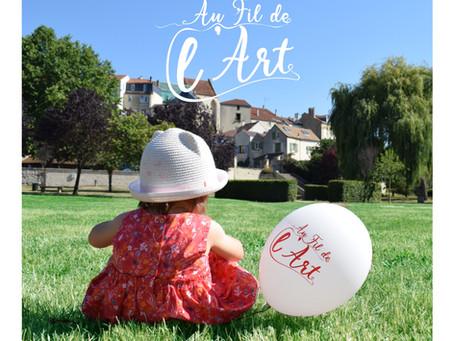 Au Fil de l'Art 2020 : les 10 & 11 Octobre à Carrières sur Seine