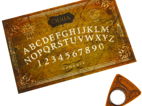 What Are Your Thoughts On Ouija Boards?