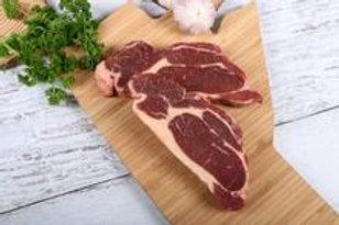 Bison Steaks Ribeye