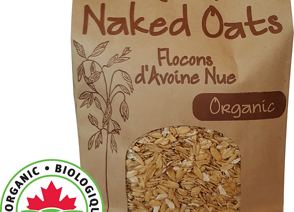 Rolled Naked Oats (900g)