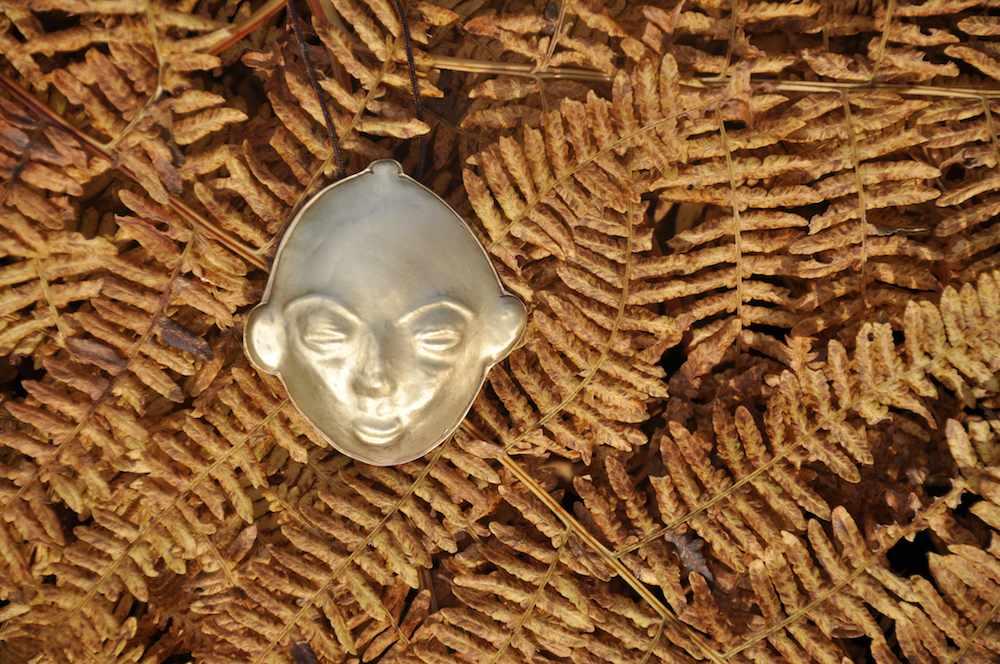Masque (d'après sculpture africaine)