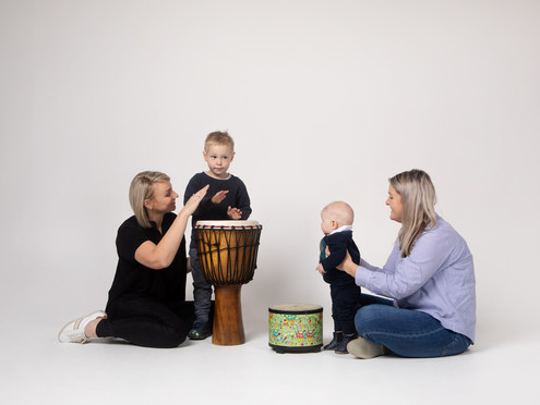 How Playing the Drums Affects a Child's Brain – The Science Explained | Musical Play