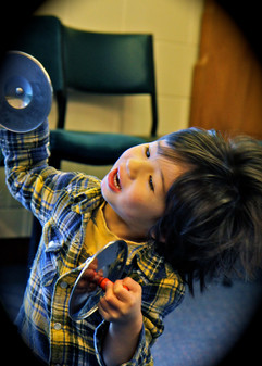 child musical play therapy nz