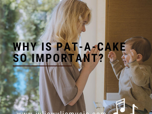 Why is Pat-a-Cake so Popular After Hundreds of Years? | Musical Play