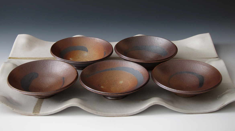 Soda-fired Bowls