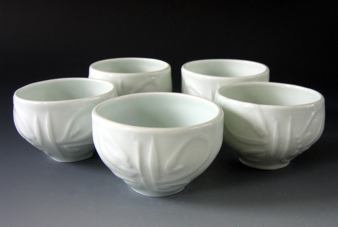 Ice Lotus Bowls