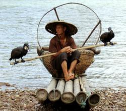 Fisherman, Guilin, China