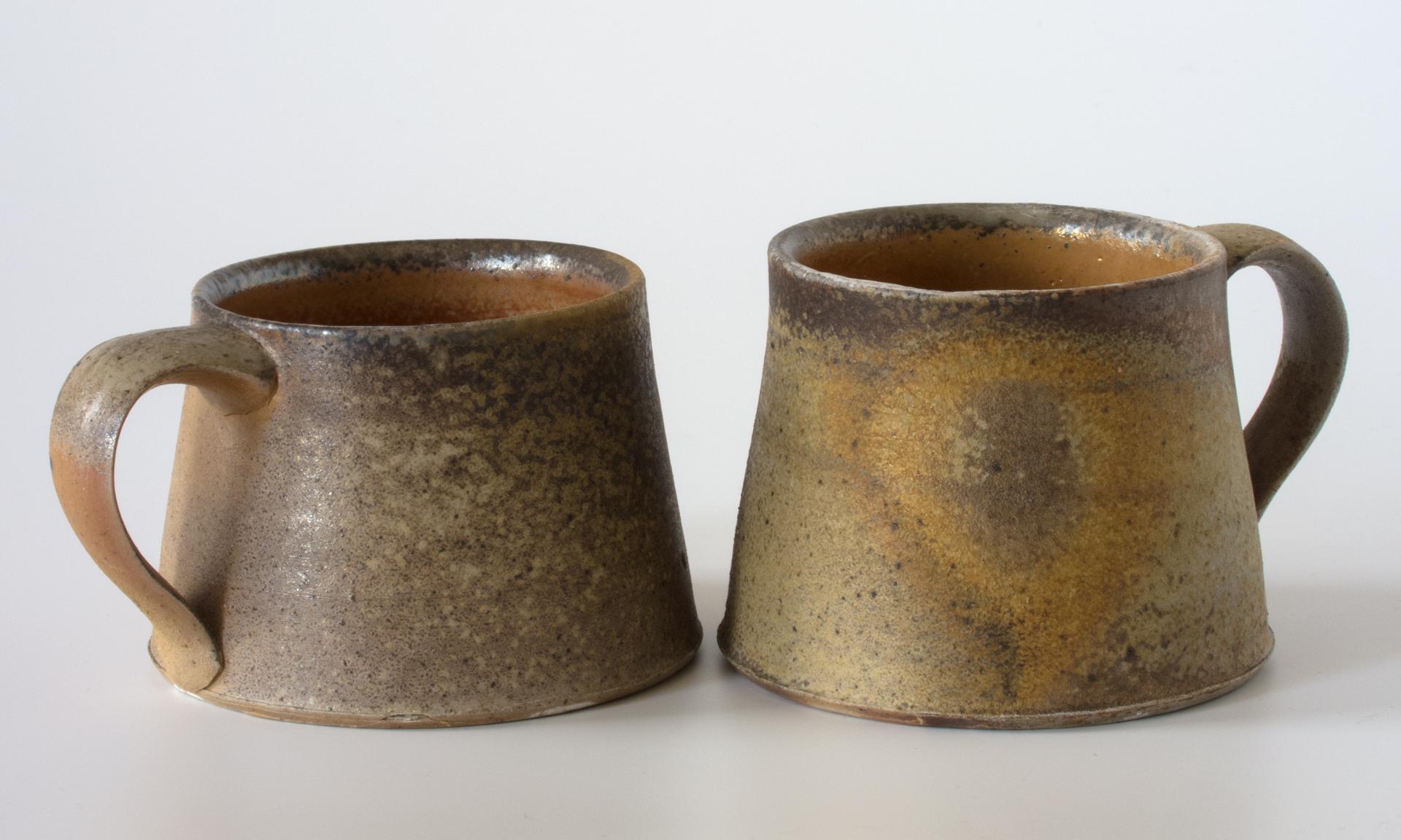 Woodfired Mugs