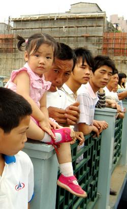 Dragon Boat Race, Jingdezhen, China