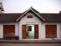 Police Station, Luang Prabang, Laos
