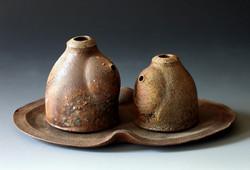 Woodfired Oil & Vinegar Set