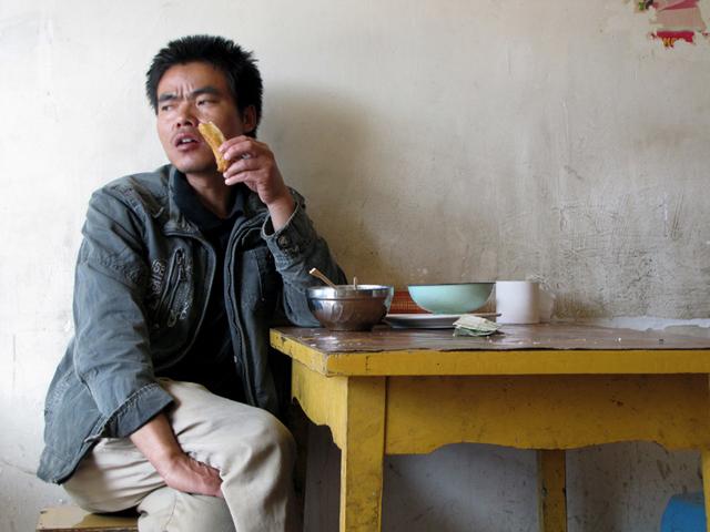 Restaurant Owner, Lhasa, Tibet
