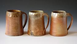 Shigaraki Woodfired Mugs