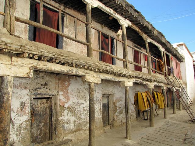 Sera Monastery, Shigatse, Tibet
