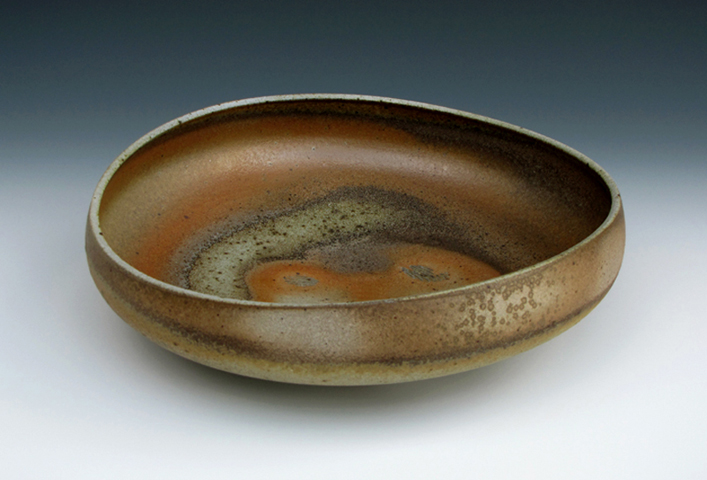 Woodfired Ovoid Bowl