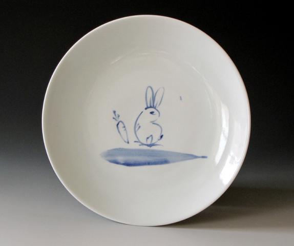 Coy Rabbit Platter