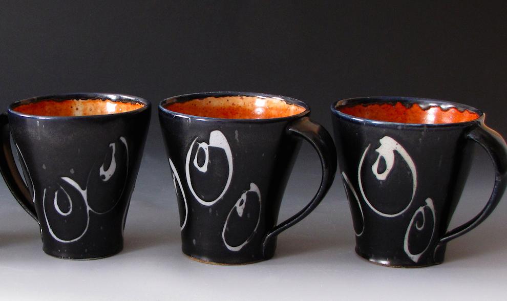 Black Cherry Mugs