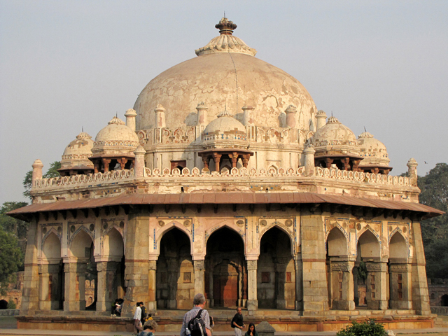Muhammad Shah's Tomb, Delhi, India