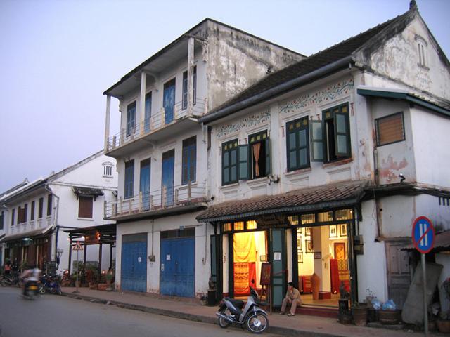 Main Street, Luang Prabang, Laos