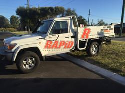 Rapid Tree Service Rebrand