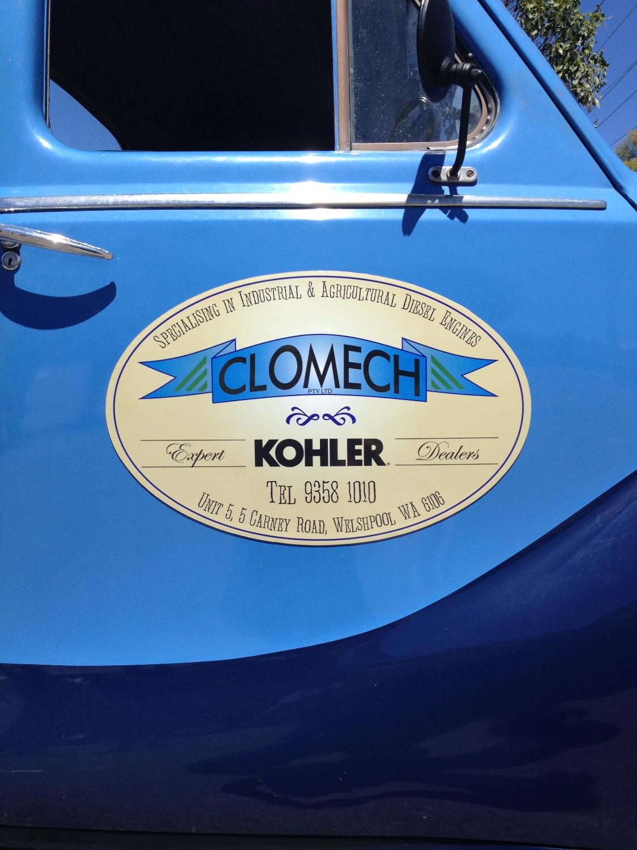 Clomech Old Style