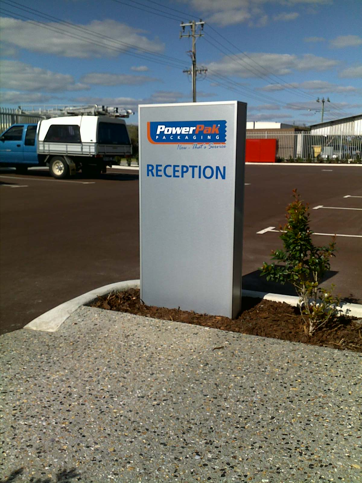 Powerpak Pylon