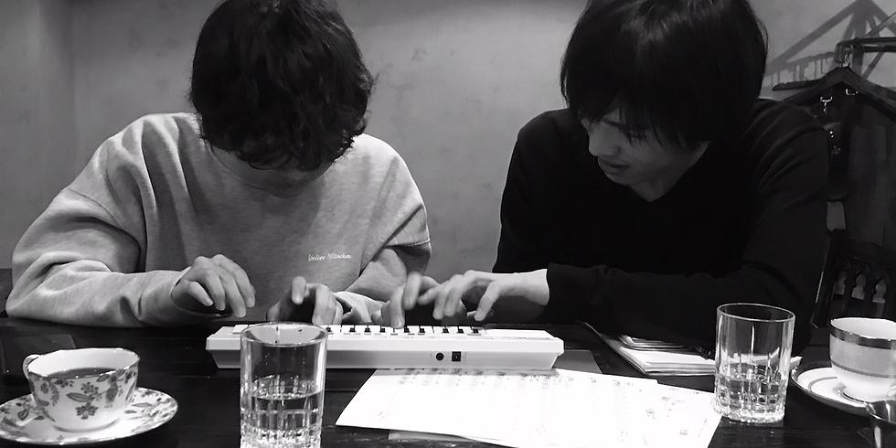 【満席・キャンセル待ち】君島大空/高橋直希 Duo 第三部